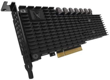 Zatraceně výkonné SSD disky se předváděly na CES 2018